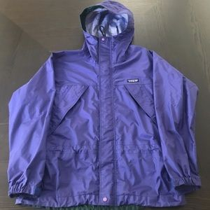 PATAGONIA WINDBREAKER / RAIN COAT MENS SIZE XS